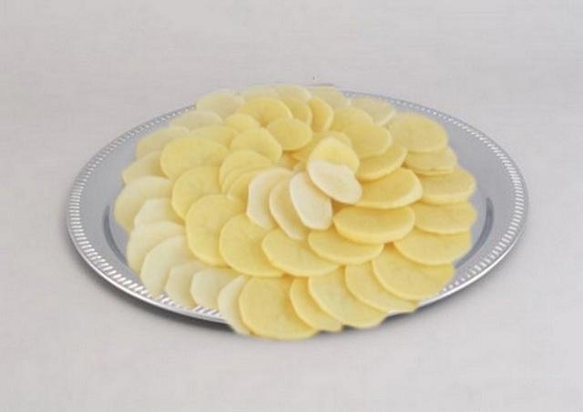 Приготовить картофель