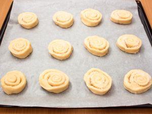 выкладываем печенье