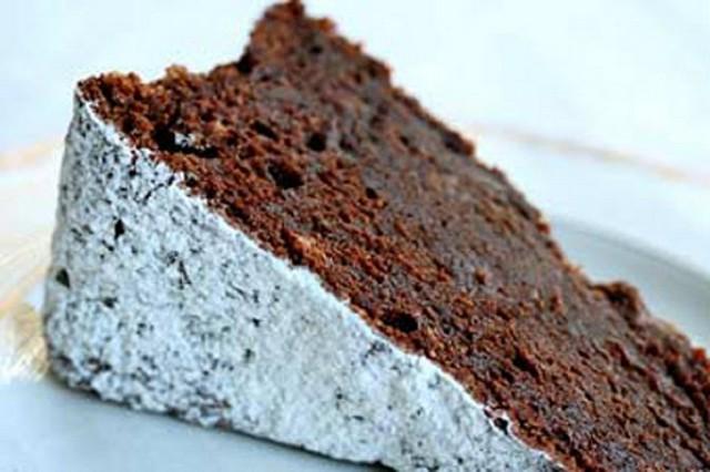 Торт готов