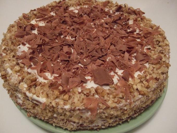 Рецепты простых тортов своими руками