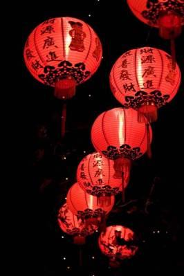 Скоро китайский новый год
