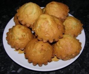 Маленькие кексы кулинарные рецепты