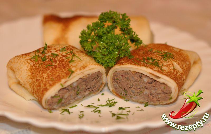 быстрое блюдо из куриной печени