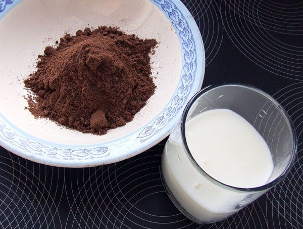 Закипятите молоко
