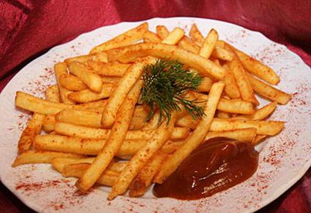 Приготовление в домашних условия картошки фри