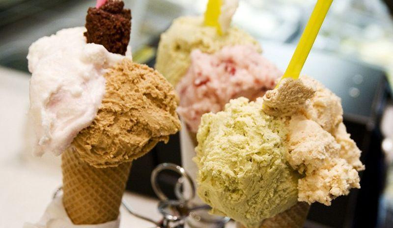 Итальянское морожено