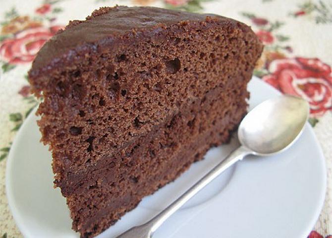 Знакомы с рецептом торта прага