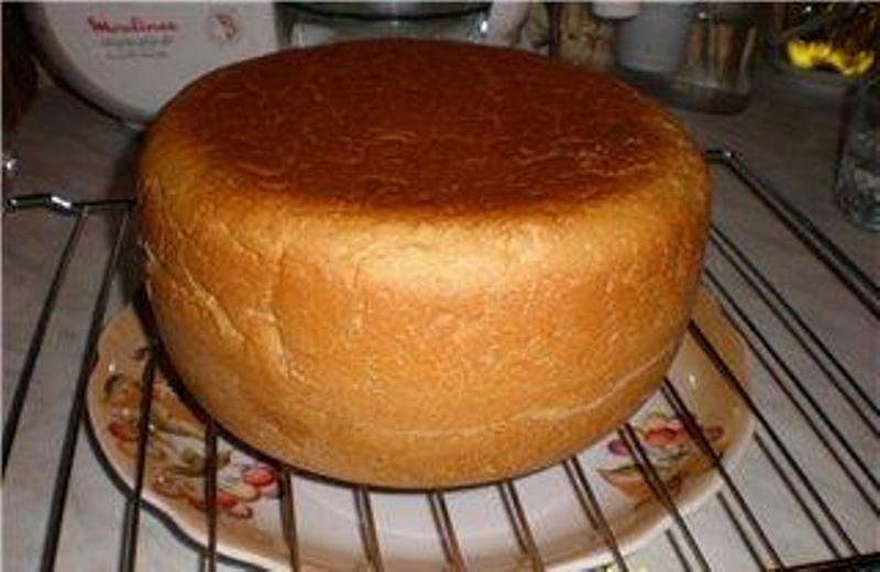 хлеб мультиварке панасоник рецепты фото