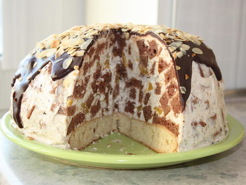 Новый рецепт торта Панчо