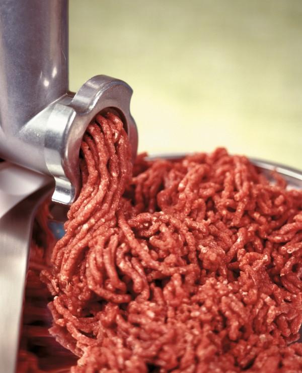 крутим в мясорубке