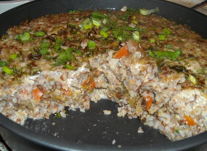 кулинарные рецепты гречневая каша