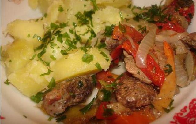 Из говядины кулинарные рецепты