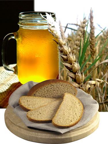 Хлебный квас рецепт