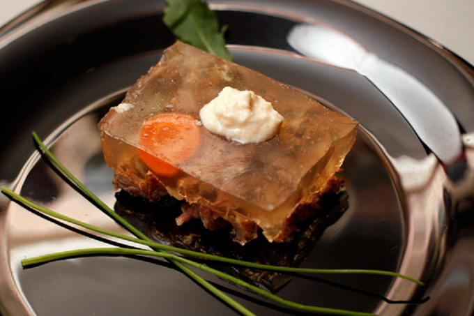 ВашГород.ру: Варим холодец - вкусно и просто (ФОТО)