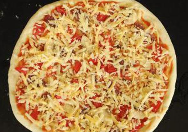 Начинка для пиццы в домашних условиях с фото