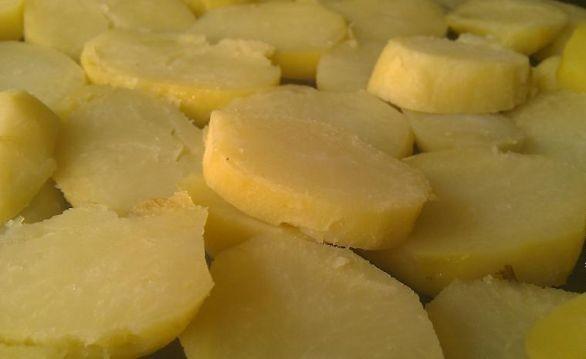 Начинается все с картофеля