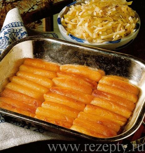 Картофельные пальчики
