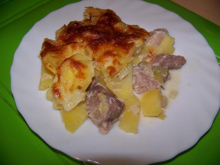 картошка тушеная с курицей рецепты с фото