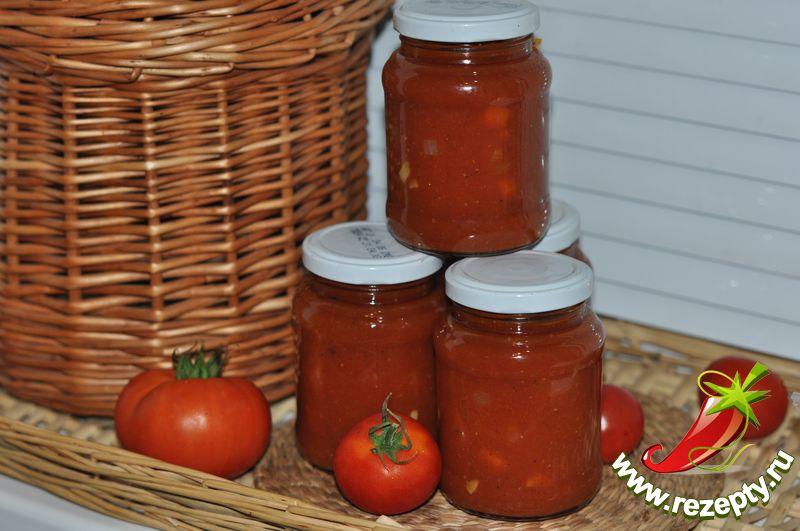 Готовим кетчуп в домашних условиях на зиму 43