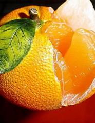 Кисельный суп из апельсинов