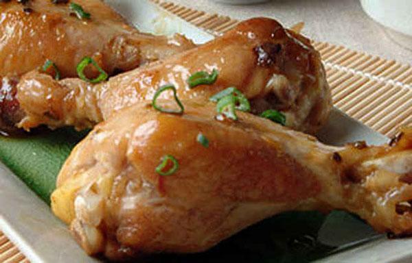 рецепт приготовления в аэрогриле куриных ножек