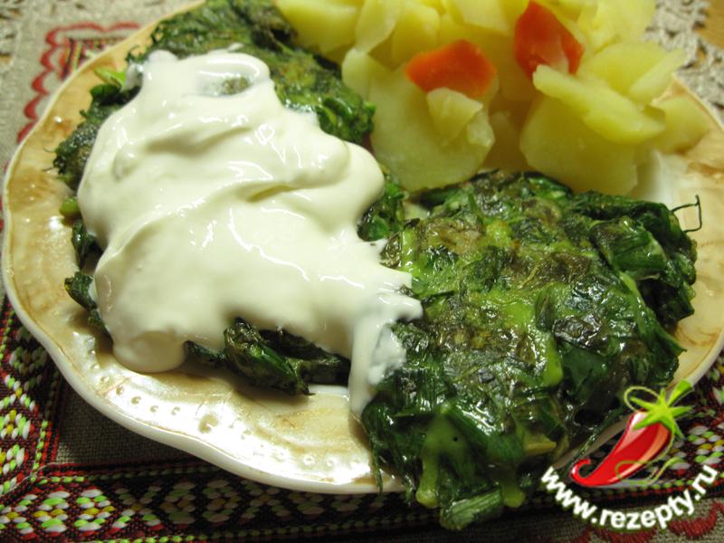 Луковые оладьи кулинарные рецепты на