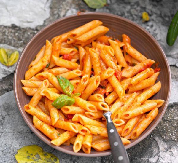Как сделать простой соус для макарон из томатной пасты? 71