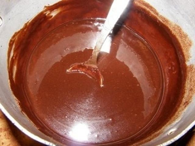 Как сделать помадку на торт из какао