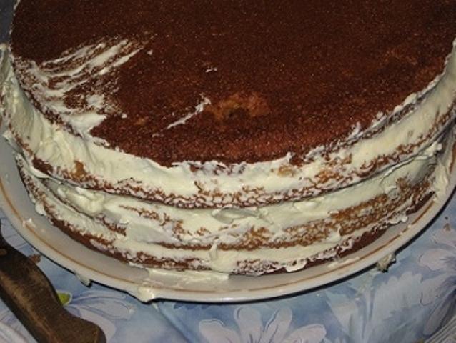 Рецепт медового торта