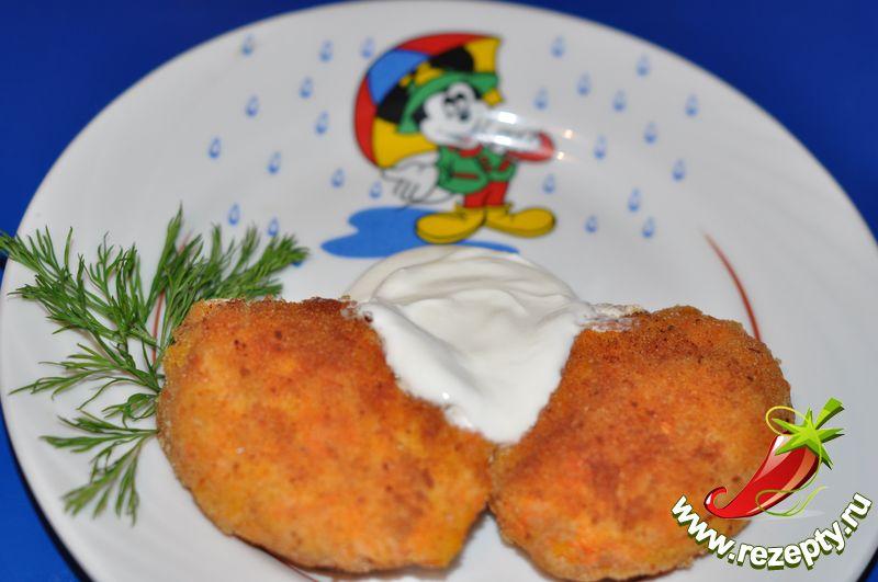 Котлеты из лосятины рецепт с фото пошагово