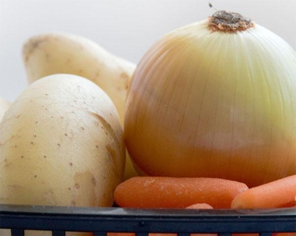Овощи для супа-пюре