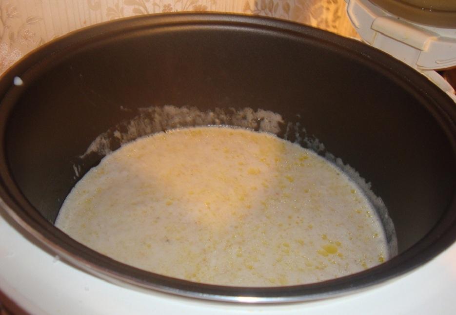 Геркулесовая каша на молоке рецепт с пошагово в мультиварке редмонд