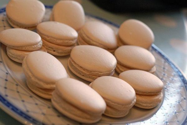 рецепт макарон печенья с фото