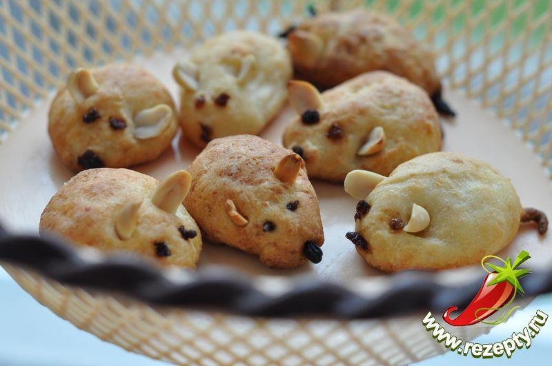 Печенье Мышки