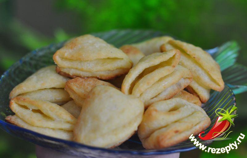 Печенье ракушки кулинарные рецепты