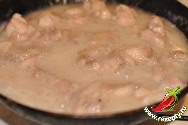 Как сделать подливу без мяса к рису