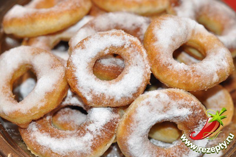 рецепты с фото пончики