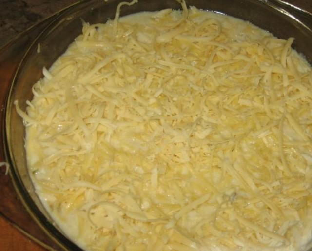 Потереть сыр