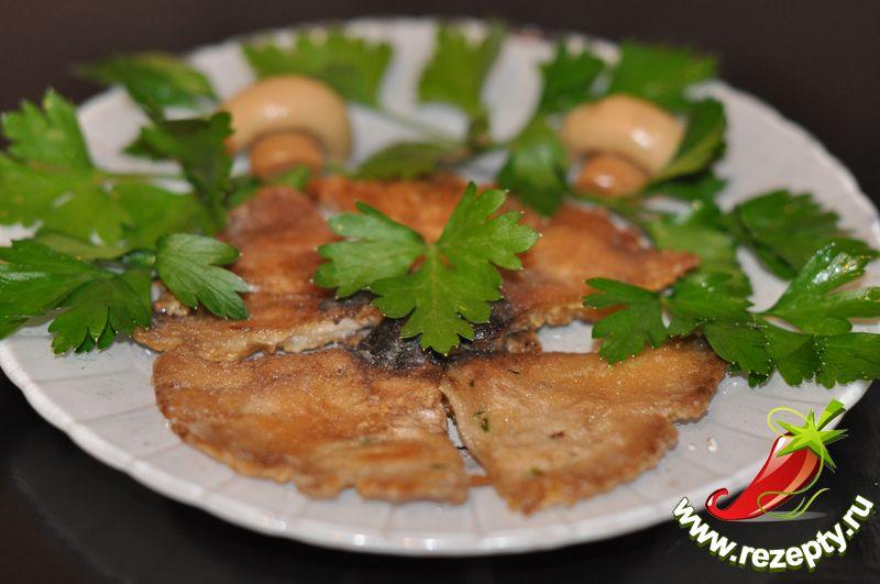 Салат из языка слоями рецепт с фото