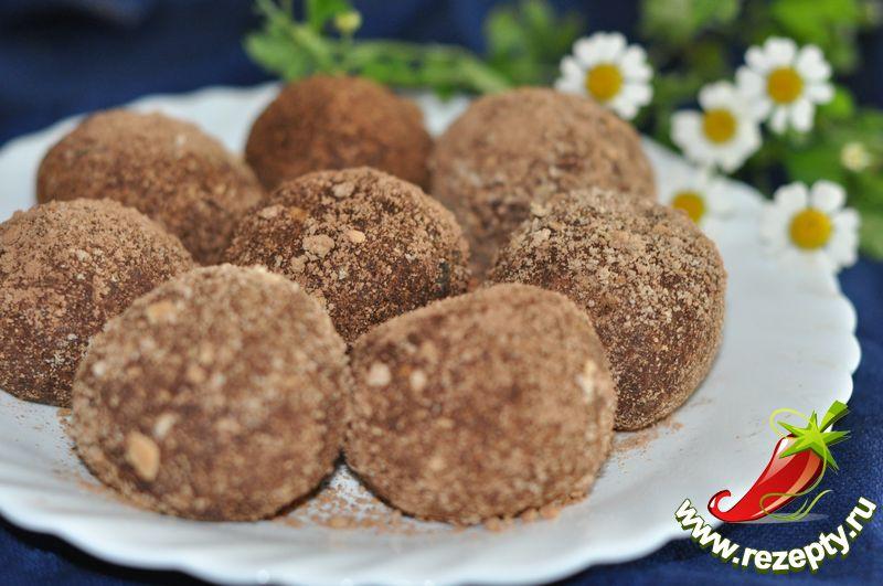 Сладкая картошка из печенья рецепт пошагово