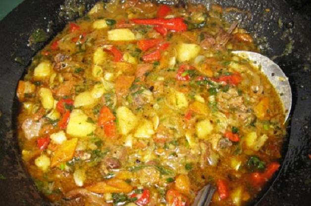 Рецепт приготовления бараньих ребрышек с картошкой
