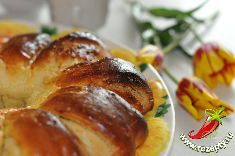 Рецепты пирогов из сдобного теста  21 вариант с фото
