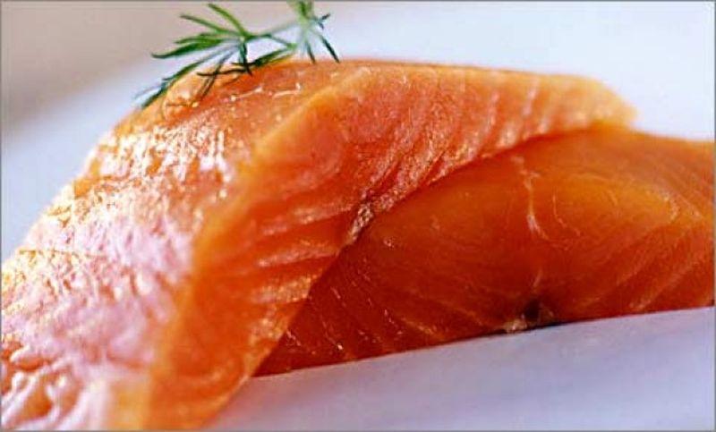...две порции рыбы в неделю значительно уменьшат...