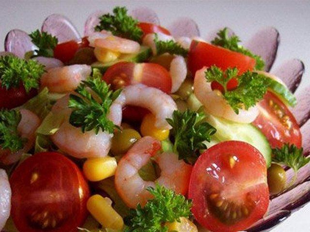 рецепты салатов от адской кухни