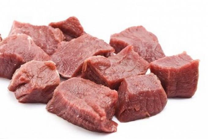 Порезать свинину