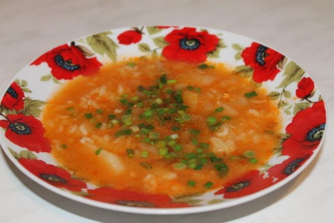 суп харчо с картошкой в мультиварке рецепты