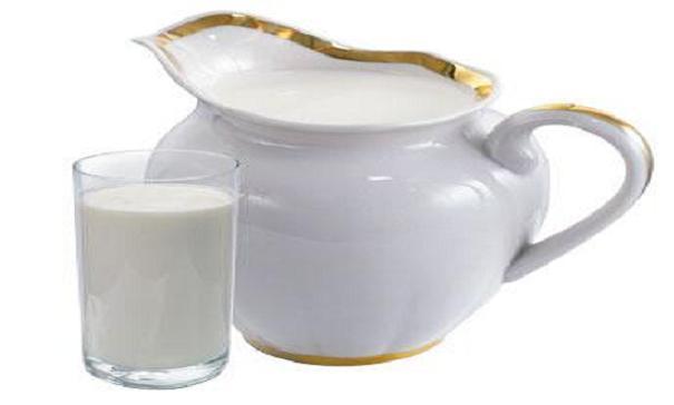 Берем молоко