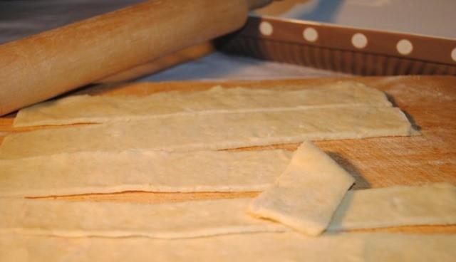 Торт с суфле из черной смородины фото 8