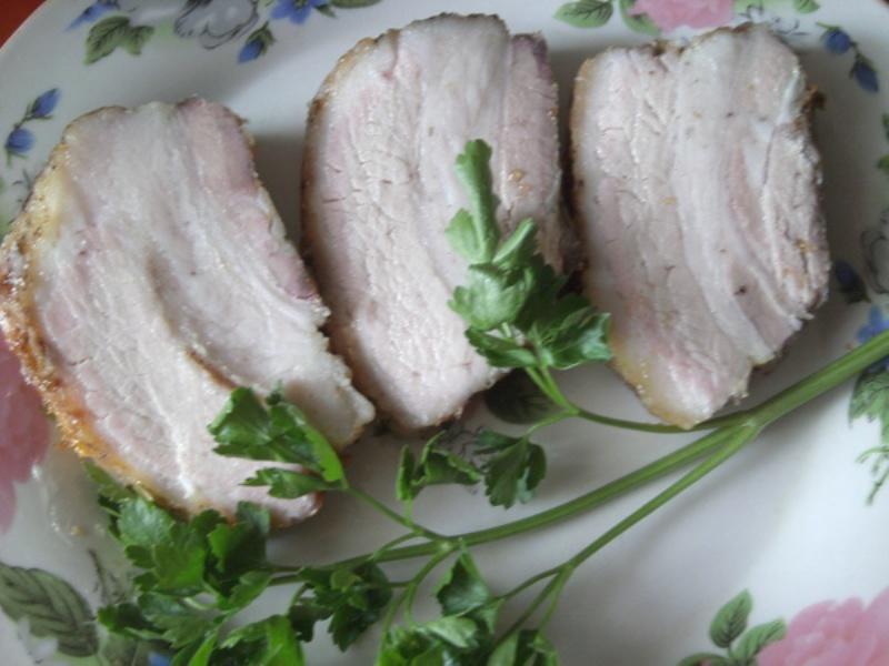 рецепты свинины в фольге в мультиварке