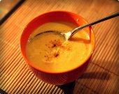 Суп пюре из кукурузы и курицы